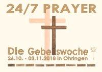 Flyer 24/7 Prayer